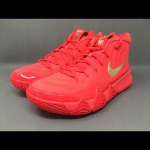 quality design b5b4e fe202 ... spain nike shoes nike kyrie 4 red carpet basketball shoes size 9 5e199  9a422